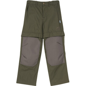 Finkid Urakka Pants Children grey/olive